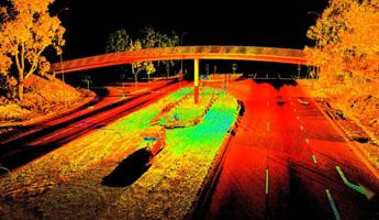 3D Scan Street Scape